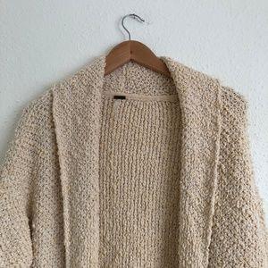 Free People Sweaters - Free People Dreamy Day Cardigan Cream Size XS